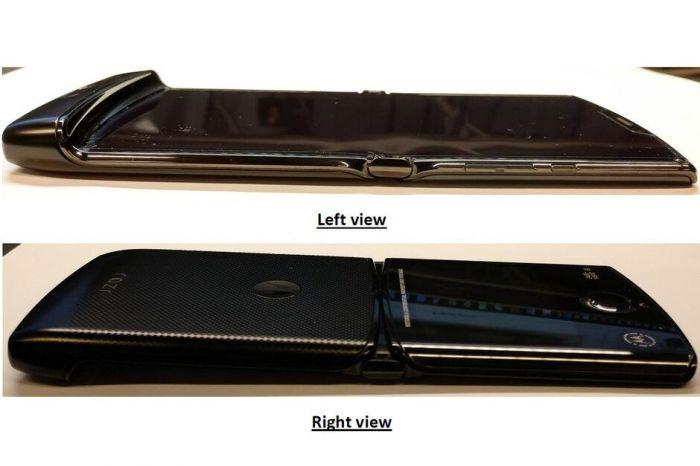 Обновленный Motorola RAZR на «живых» фото