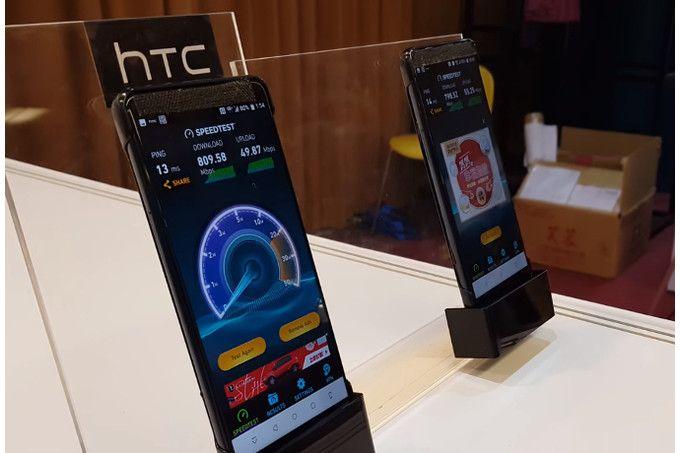 Первое видео с HTC U12 в главной роли – фото 1