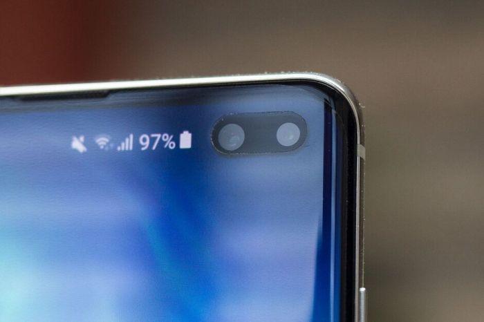 Такой дизайн может получить Samsung Galaxy S10 Lite