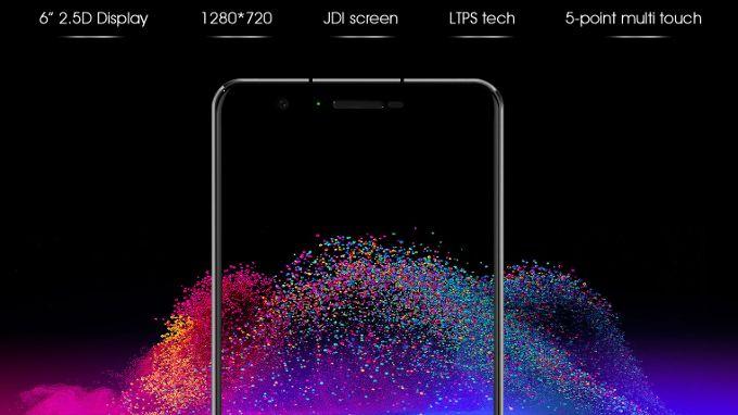 Oukitel U16 Max с 6-дюймовым дисплеем и Android 7.0 Nougat поступит в продажу 28 марта – фото 2