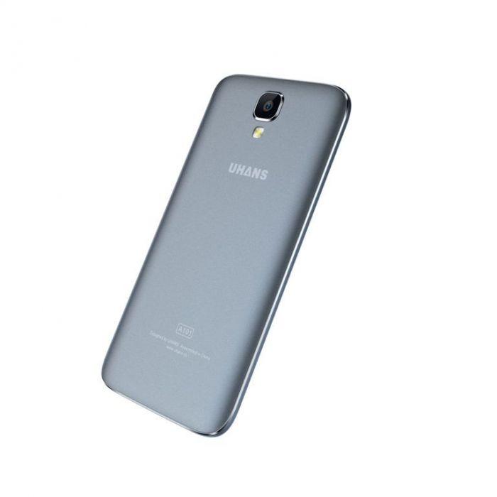 UHANS A101: пять причин, почему вы должны приобрести этот смартфон – фото 3