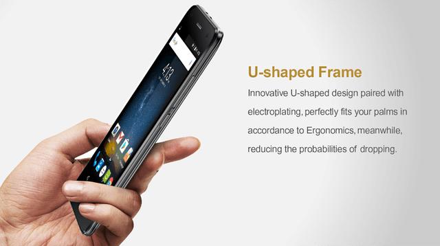 Uhans H5000 - бюджетный долгоиграющий смартфон с батареей на 5000 мАч, 3 ГБ ОЗУ и неплохими камерами – фото 1