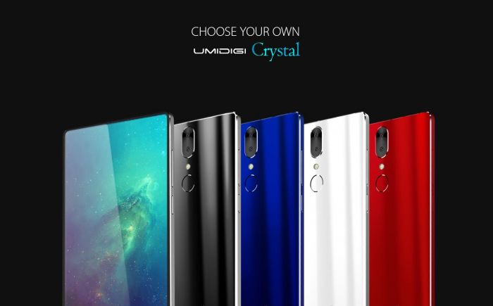 Готовится UMIDIGI Crystal Plus с Snapdragon 835 и 6/128 Гб памяти – фото 1