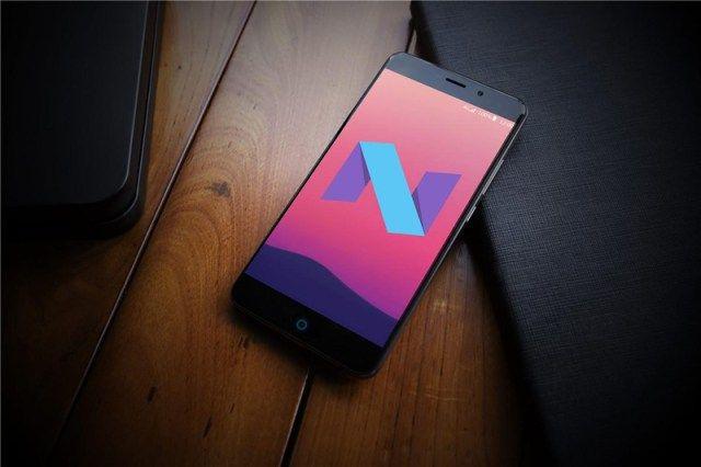 UMi Super присоединится к первым смартфонам с системой Android 7.0/N – фото 1