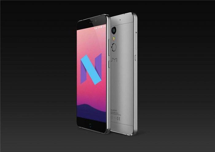 UMi Super присоединится к первым смартфонам с системой Android 7.0/N – фото 2