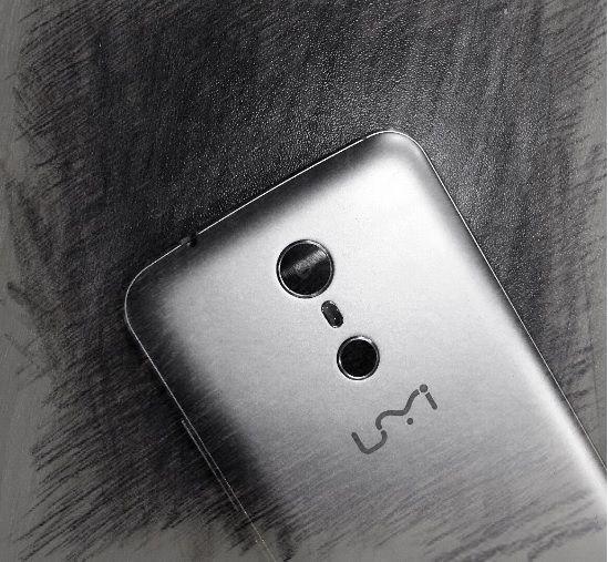 UMI Super – безрамочный смартфон с двумя тыльными камерами – фото 2