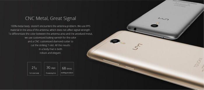 UMi Touch X получит процессор МТ6735А, 2+16 Гб памяти, камеру с сенсором Sony IMX219 и ценник в $119.99 – фото 3