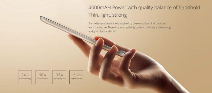 UMi Touch X получит процессор МТ6735А, 2+16 Гб памяти, камеру с сенсором Sony IMX219 и ценник в $119.99 – фото 2