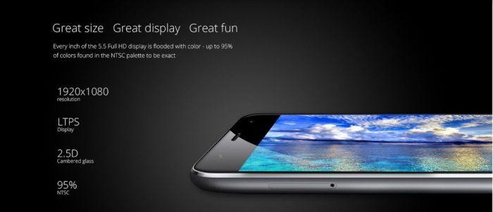 UMi Touch X получит процессор МТ6735А, 2+16 Гб памяти, камеру с сенсором Sony IMX219 и ценник в $119.99 – фото 4