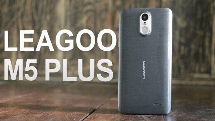 Leagoo M5 Plus распаковка: смартфон для нетребовательного пользователя – фото 1