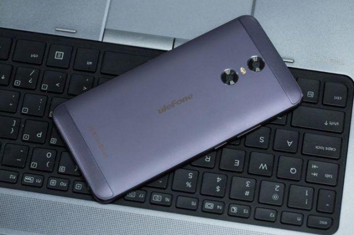 Ulefone готовит смартфон с двойной камерой на базе Helio X25 – фото 1