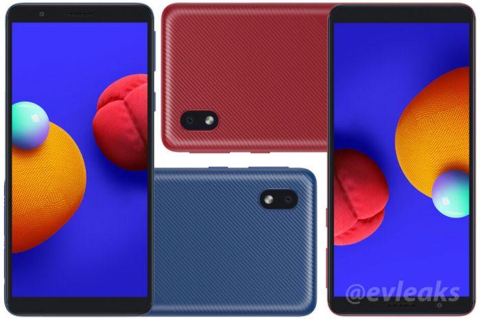 Изображение Samsung Galaxy A01 Core: дешевая начинка — дешевый экстерьер – фото 1