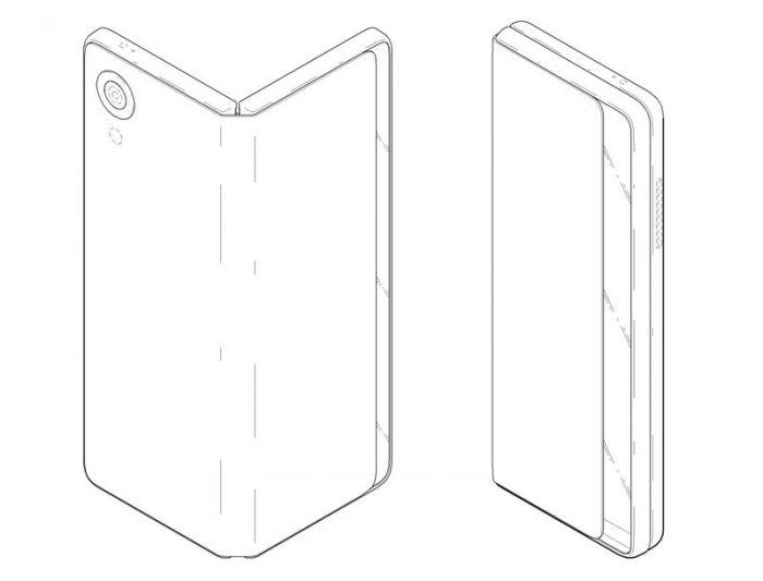 LG патентует достойную альтернативу Samsung Galaxy X – фото 1