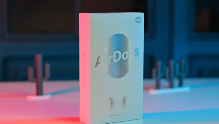 AirDots 3 Pro Упаковка
