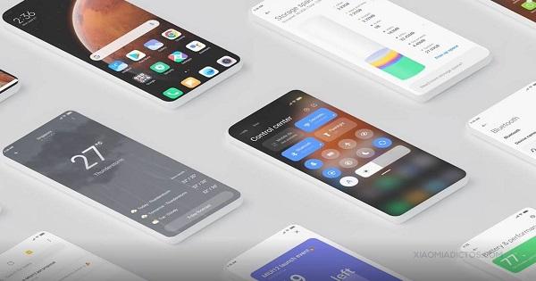 телефоны получат обновление miui 12.5
