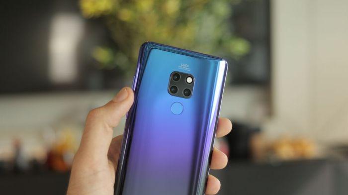 Huawei Mate 30 уже тестируют – фото 1
