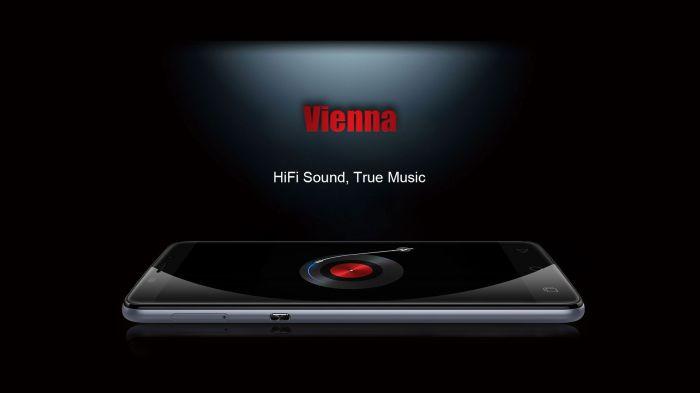 Ulefone Vienna: официальные изображения смартфона – фото 1