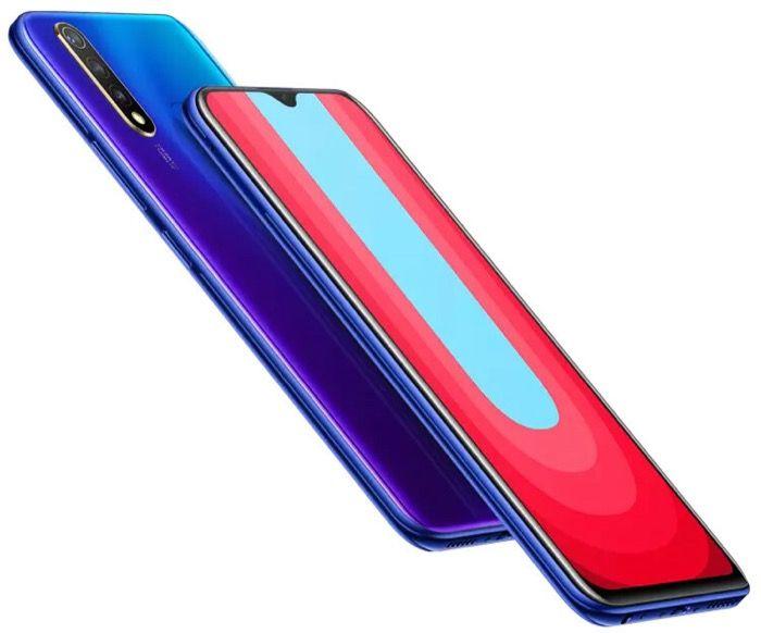 Представлен выносливый Vivo U20 на базе Snapdragon 675
