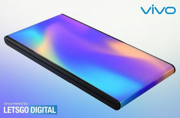 Vivo придумала свою раскладушку с гибким дисплеем – фото 1