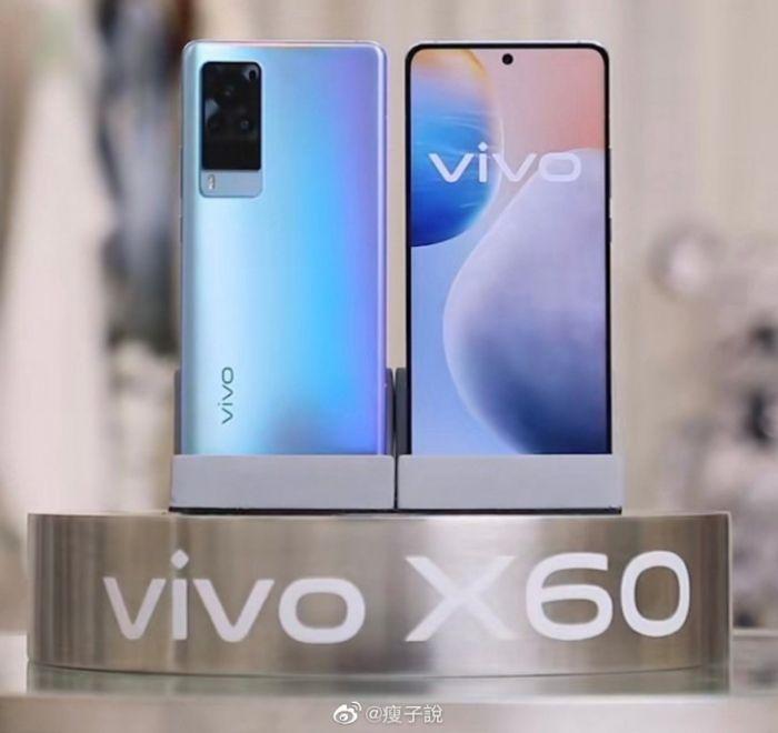 Зацените дизайн Vivo X60 и Vivo X60 Pro – фото 1