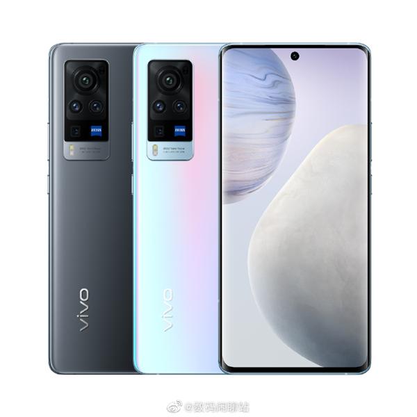 Vivo X60 и X60 Pro: пресс-фото новинок и детали о них – фото 2