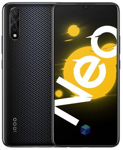 iQOO Neo 855 Racing Edition: у Vivo получился мощный и недорогой смартфон