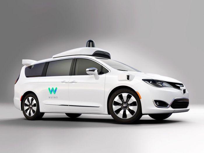 Состоялся официальный запуск сервиса Google Waymo – фото 1