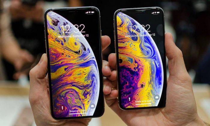Интерфейс iPhone XS и iPhone XS Max подлагивает – фото 1
