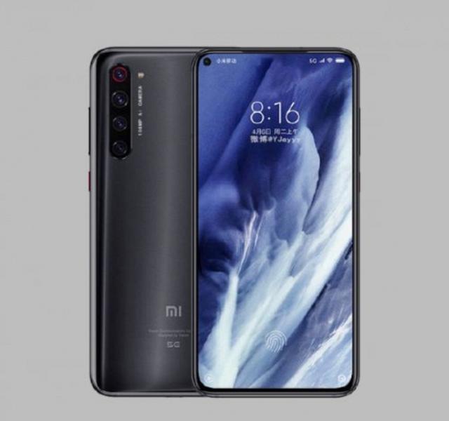 Xiaomi Mi 10: предполагаемая дата анонса и изображение флагмана – фото 2