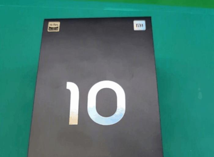 Xiaomi Mi 10 может быть достаточно дорогим