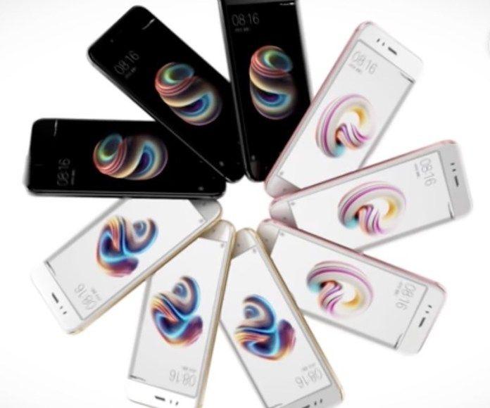 Xiaomi Mi 5X на видео и двойная камера как у Xiaomi Mi6 – фото 2