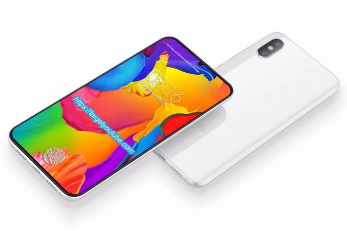 В сети показали изображения полноэкранного Xiaomi Mi 9 – фото 3