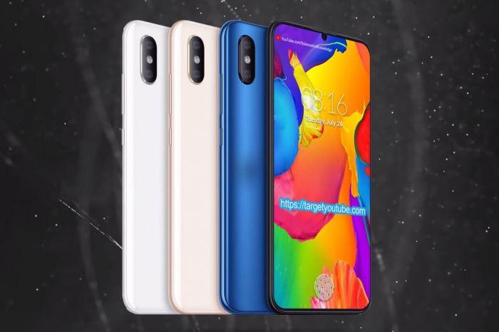 В сети показали изображения полноэкранного Xiaomi Mi 9 – фото 2