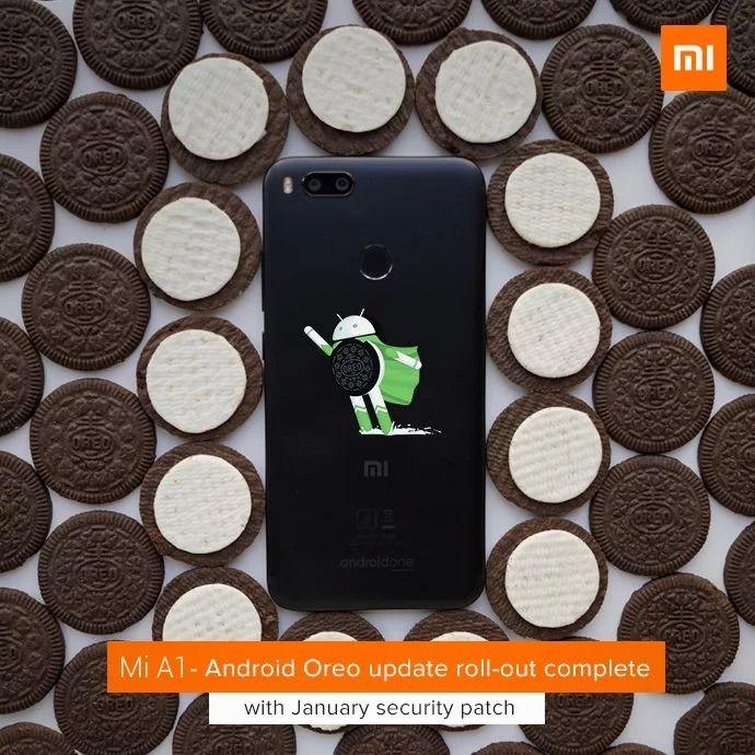 Xiaomi снова пытаются обновить Mi A1 (третий раз) – фото 1