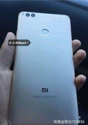 Китайцы опубликовали фото Xiaomi Mi Max 3 – фото 3