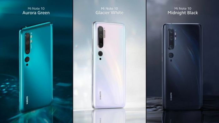 Анонс Xiaomi Mi Note 10 и Mi Note 10 Pro: характеристики как у Xiaomi CC9 Pro, но ценники существенно выше – фото 2