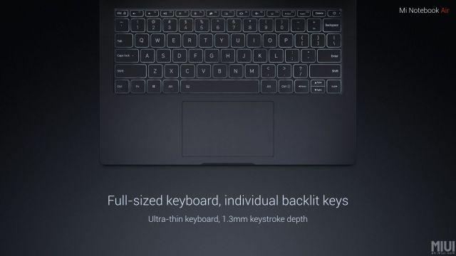 Xiaomi Mi Notebook Air: главные особенности ноутбука – фото 4