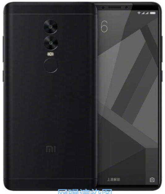 Безрамочный Xiaomi Redmi 5 Plus с двойной камерой показали на рендере – фото 1
