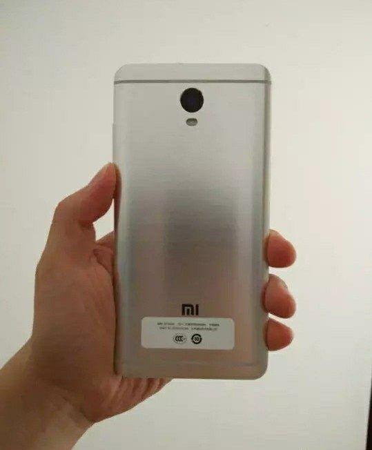 Xiaomi Redmi Note 4X показался на «живых» снимках – фото 1