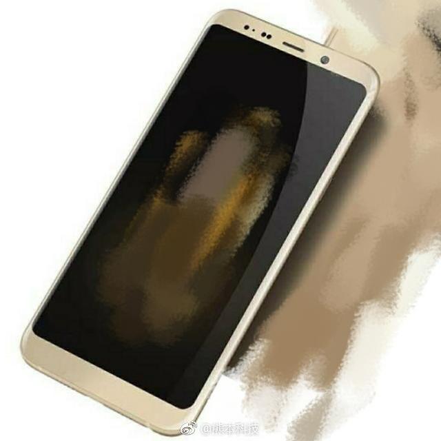 В сети появился очередной рендер Xiaomi Redmi Note 5 – фото 1