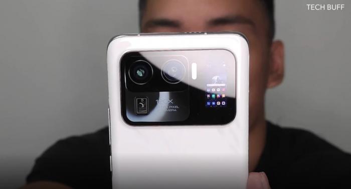 Неанонсированный Xiaomi Mi 11 Ultra показан сразу на видео. Есть на что посмотреть – фото 1