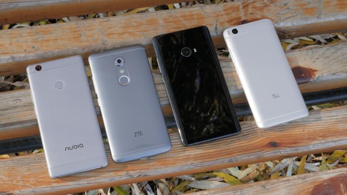 Xiaomi Mi Note 2, ZTE Axon 7, Nubia Z11 и Xiaomi Mi5S:  тест мобильных камер – фото 1