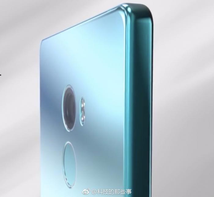 Xiaomi Mi MIX 2: как может выглядеть флагман – фото 2