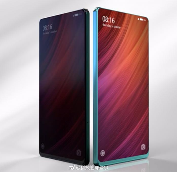Xiaomi Mi MIX 2: как может выглядеть флагман – фото 1