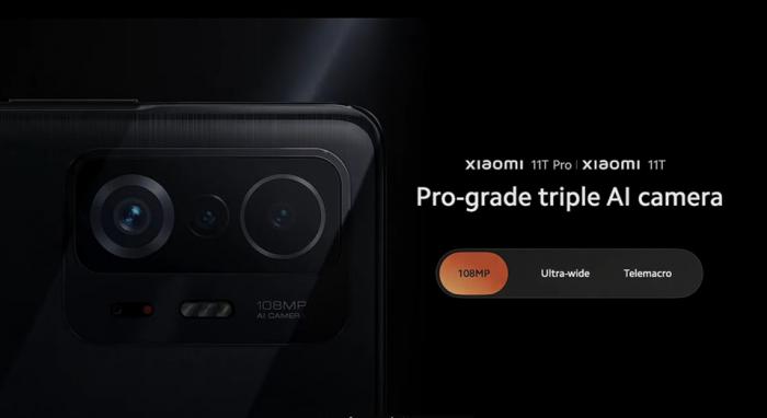 Анонс Xiaomi 11T и 11T Pro: почти как флагманы – фото 4