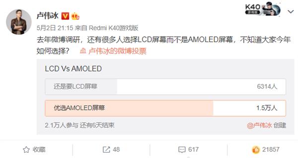AMOLED или LCD: мнение фанатов Xiaomi – фото 1
