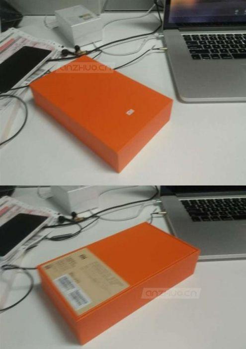 Xiaomi_Mi4c упаковка