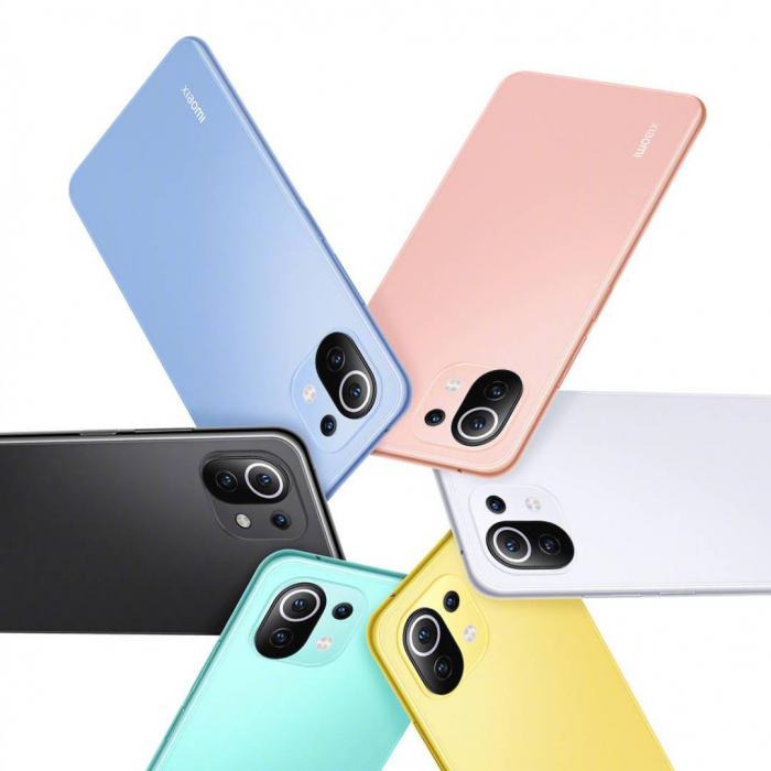 Анонс Xiaomi Mi 11 Lite: тонкий, звонкий, молодежный – фото 1