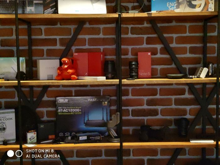 Обзор Xiaomi Mi 8 – фото 21