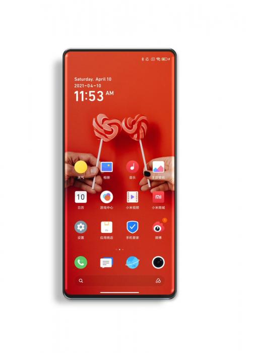 Xiaomi Mi Mix 4: представьте Xiaomi Mi 11 Ultra с инновационной фронталкой – фото 1